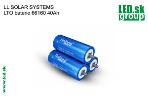 LTO 66160 batéria 2,3V 40Ah