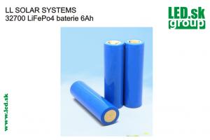 LiFePo4 32700 batéria 3,2V 6Ah